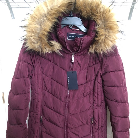 9f1e6efb6e96 Tommy Hilfiger Jackets   Coats